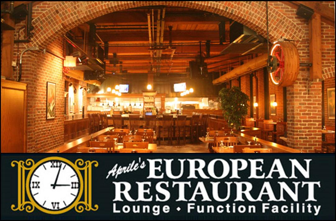 Aprile's European Restaurant