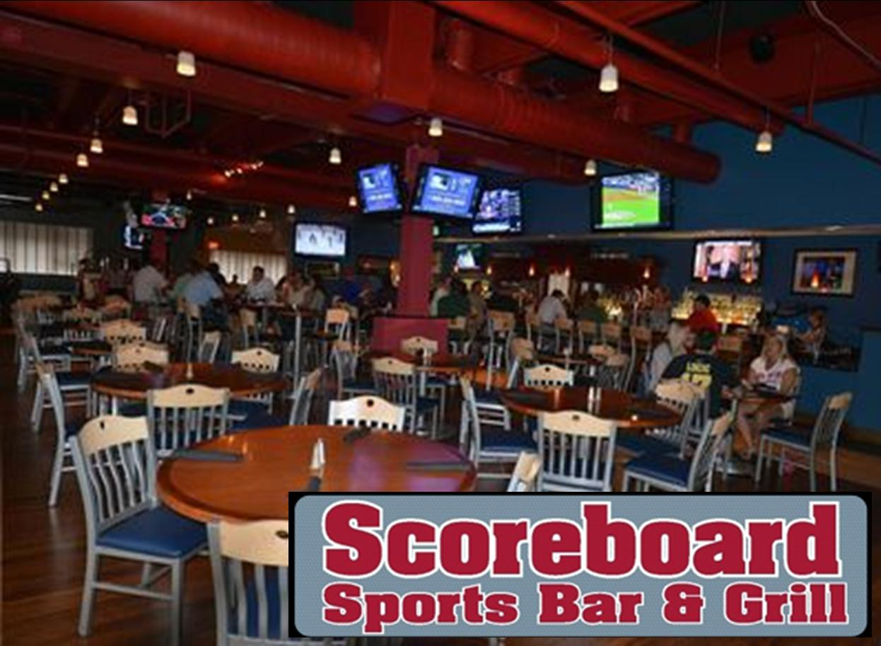 Scoreboard Sports Bar &amp; Grill