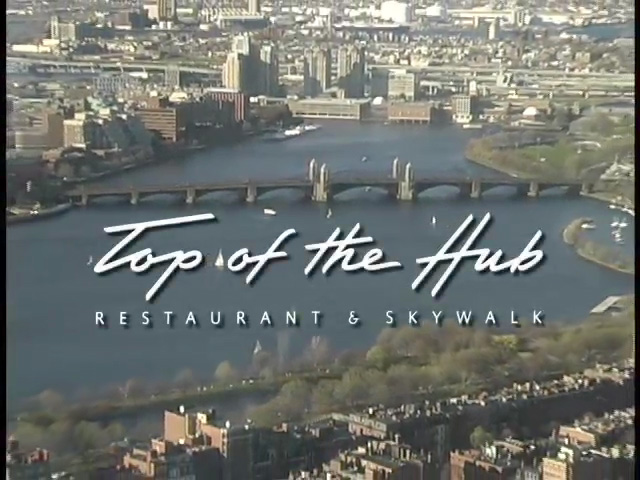 Top of the Hub restaurant & Skywalk
