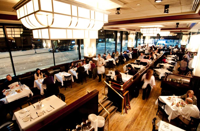 Oyster Dock Restaurant Nyc