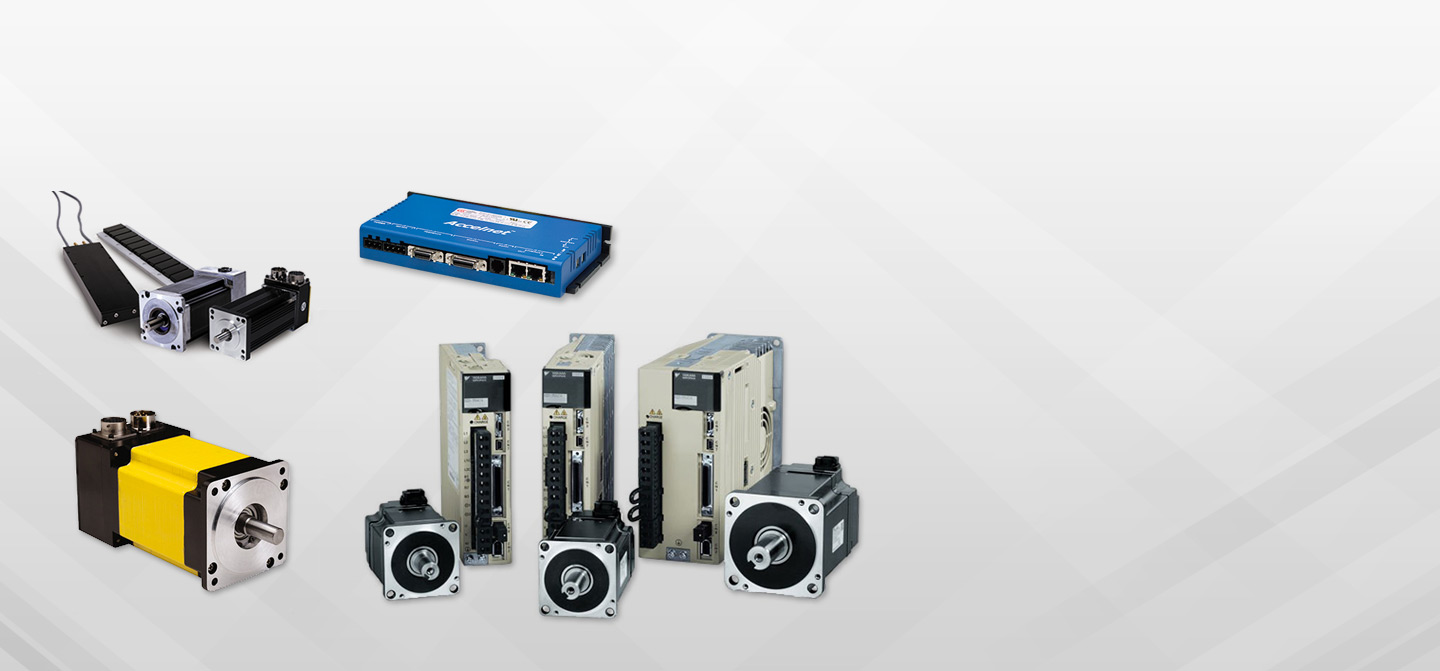 Servo Motors and Amplifers