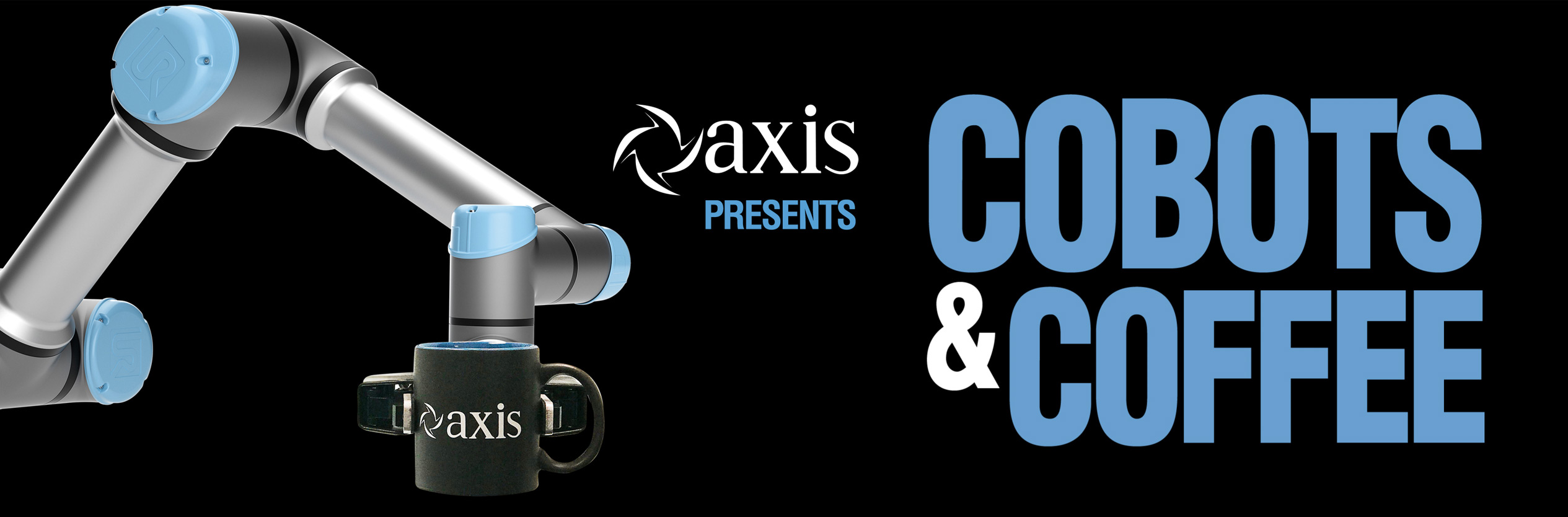 Cobots and Coffee Event