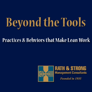 LEAN CULTURE: Beyond the Tools DVD