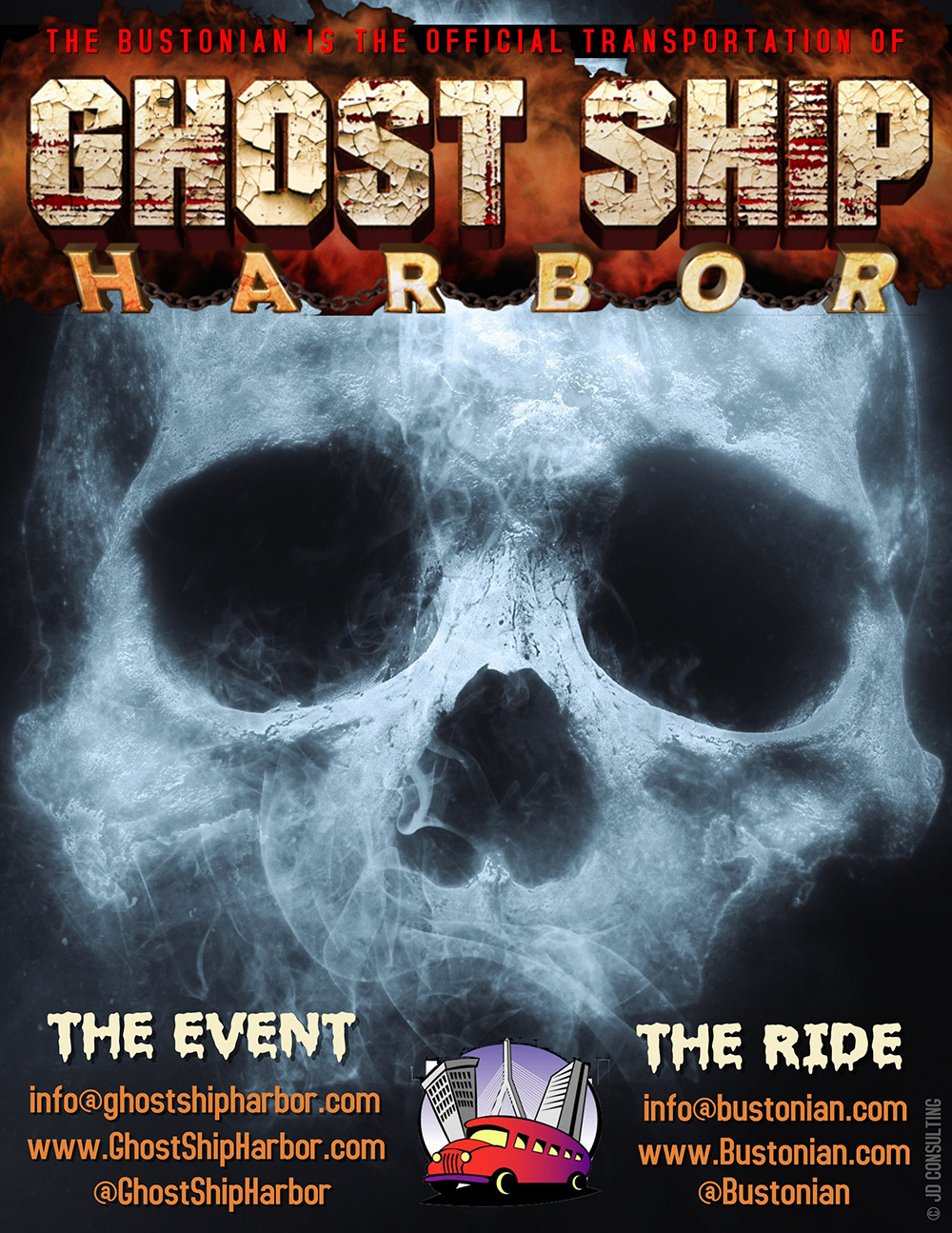 Bustonian Ghost Ship Harbor