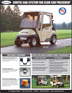 Club Car Precedent Sell Sheet