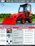 2014 New Kubota BX70-1 Sell Sheet