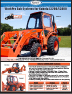 Kubota L3200/L3800 Sell Sheet