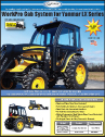 Yanmar LX Sell Sheet