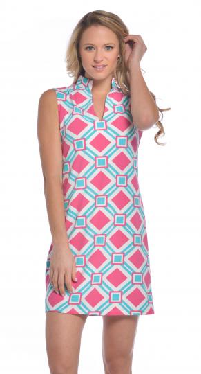 MAHI Sleeveless Tunic Dress