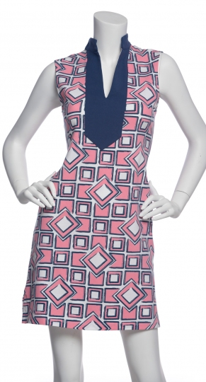 MAHI Sleeveless Tunic Dress