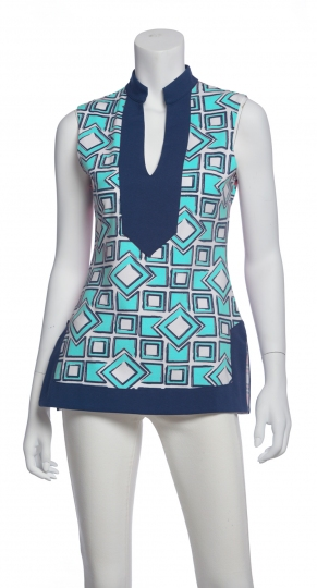 MAHI Sleeveless Tunic