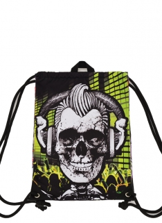 All Hail Old DJ Sling Bag