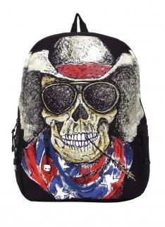 Wild West Skull