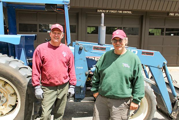 John E. Lozada and Steve Hubbard