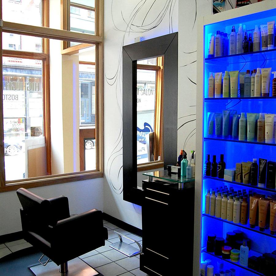 Leeba Salon Boston