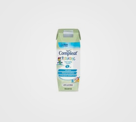Compleat Pediatric Tube Feeding 250 mL Unflavored - Case