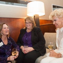 (L-R) Connie Braceland, Maria Sheehan and Yolanda Celluci.