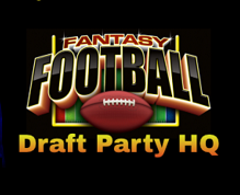Fantasy Football Draft Party at Scoreboard Sports Bar and Grill in Woburn outside of Boston