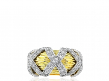 Diamond Estate Ring