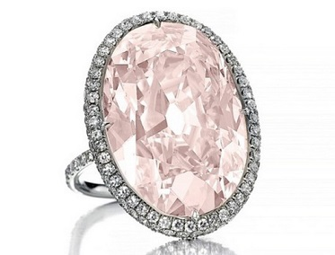 Shreve Crump and Low Important 10 carat Pink Diamond