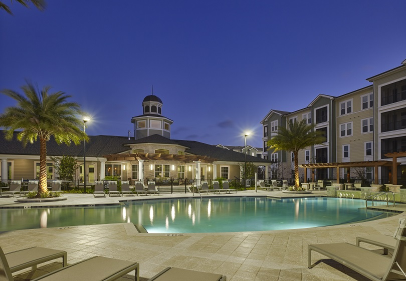 INTEGRA JUNCTION APARTMENTS POOL, ODESSA FLORIDA
