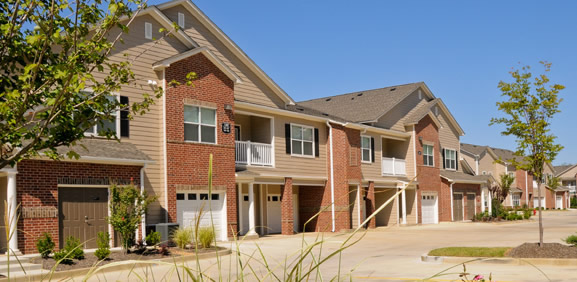 Our properties panther residential management for Apartment homes with attached garage